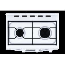 ГАЗОВАЯ ПЛИТА С ЭЛЕКТРИЧЕСКОЙ ДУХОВКОЙ FLAMA CK 2201W (верх-2-газ/2-электро, электро духовка)