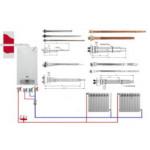 ТЭНы для бытовых и промышленных котлов, парогенераторов и систем индивидуального отопления <sup>16</sup>