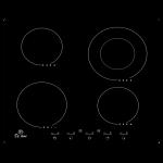 Электрические варочные панели <sup>7</sup>