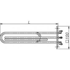 Блок-ТЭН 9000-15000 Вт 230 В для котла электрического Титан
