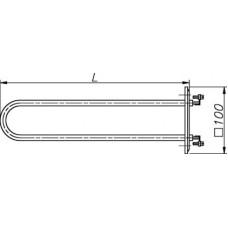 Блок-ТЭН 1500-2000 Вт 230 В для котла электрического Титан