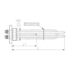 Блок-ТЭН 3000-10000 Вт 230/380 В для котла электрического