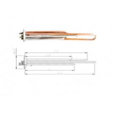 ТЭН для бойлера Thermex 1000-2000 Вт 230 В на фланце 63 мм